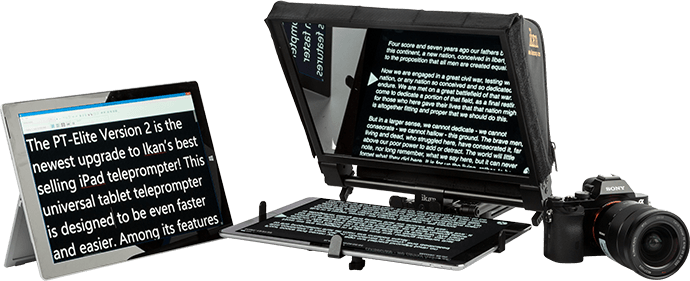 The Modern Teleprompter