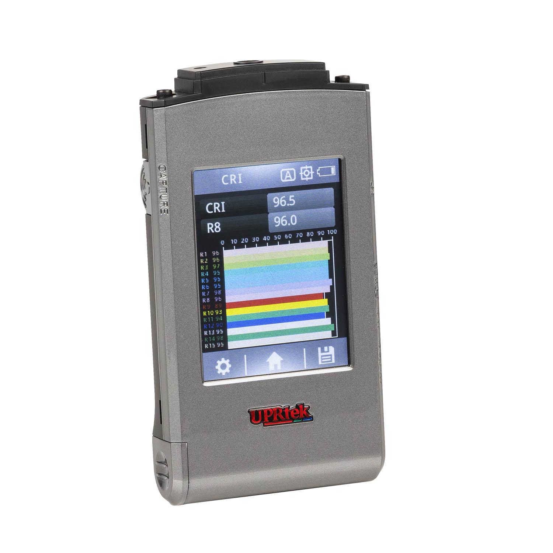 cv600 digital led light meter w exposure spectrometer cri for