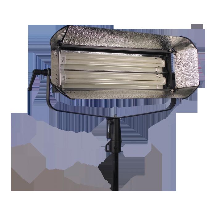 Fluorescent Light Fixture Flickering: Two Bulb Studio/Field Fluorescent Fixture