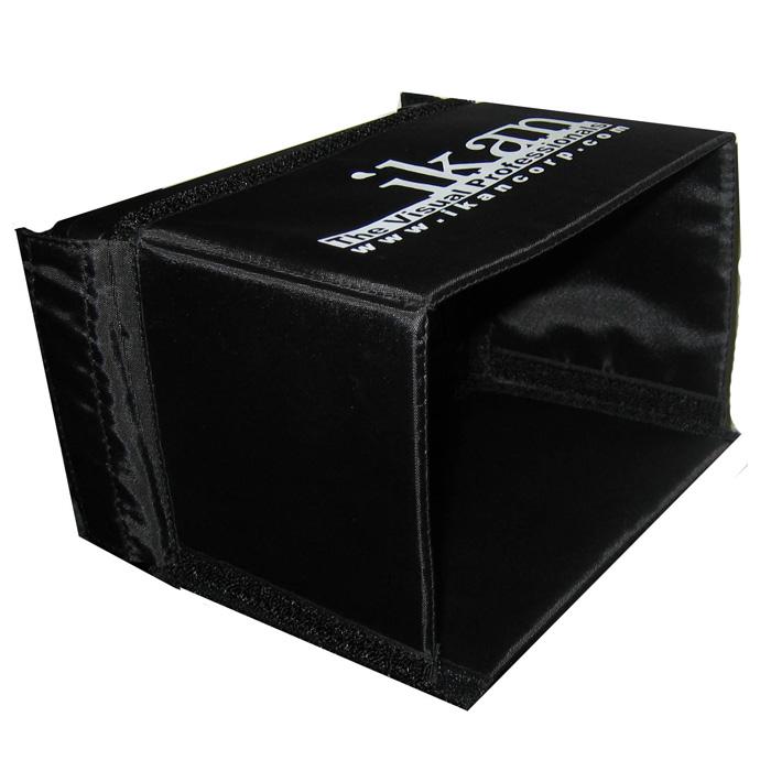 Black Ikan SH8 Sun Hood for V8000T