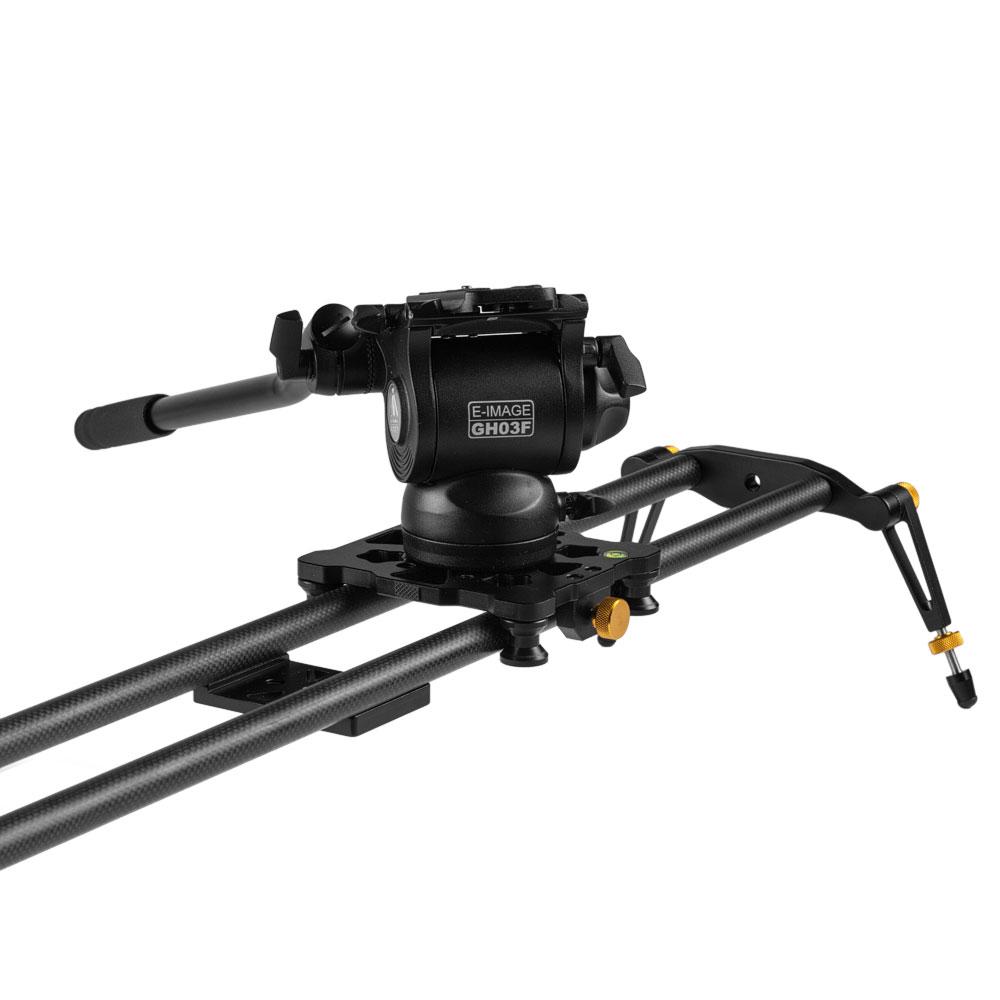 Carbon Fiber Camera Slider 31 Inch 79 Cm Ikan