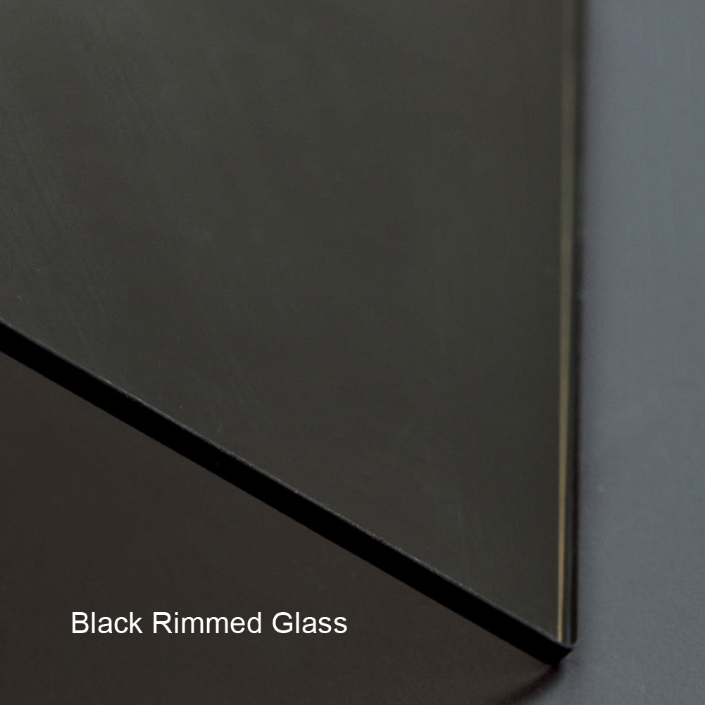 Reverse Graduated Neutral Density Filter (70mm) (0.9) (NiSi)Solid Glass Photo Filter (2mm Thickness)