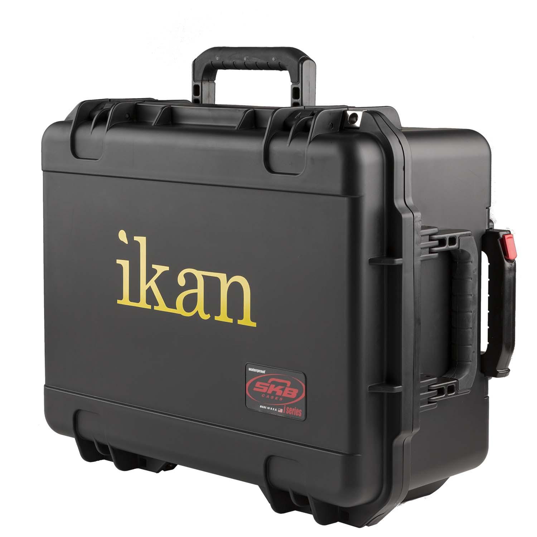 PT-ELITE-PRO Teleprompter Travel Kit w/ Rolling Hard Case