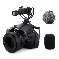 On-Camera Shotgun Microphones