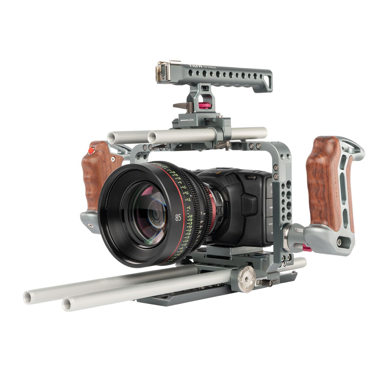 Blackmagic Pocket Cinema Camera 4k 6k Rig Tilta Ikan