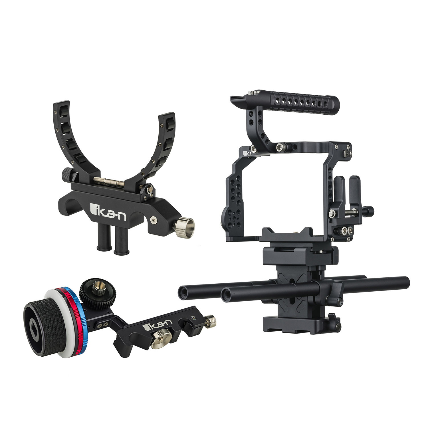 STRATUS Cage Kit for Sony A7RIII and A7III w/ Follow Focus and Lens Support