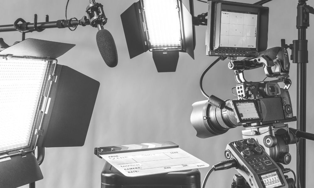 An Ultimate Guide to Video Production Equipment