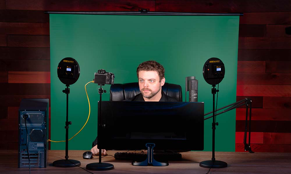 How To Start Streaming From Home
