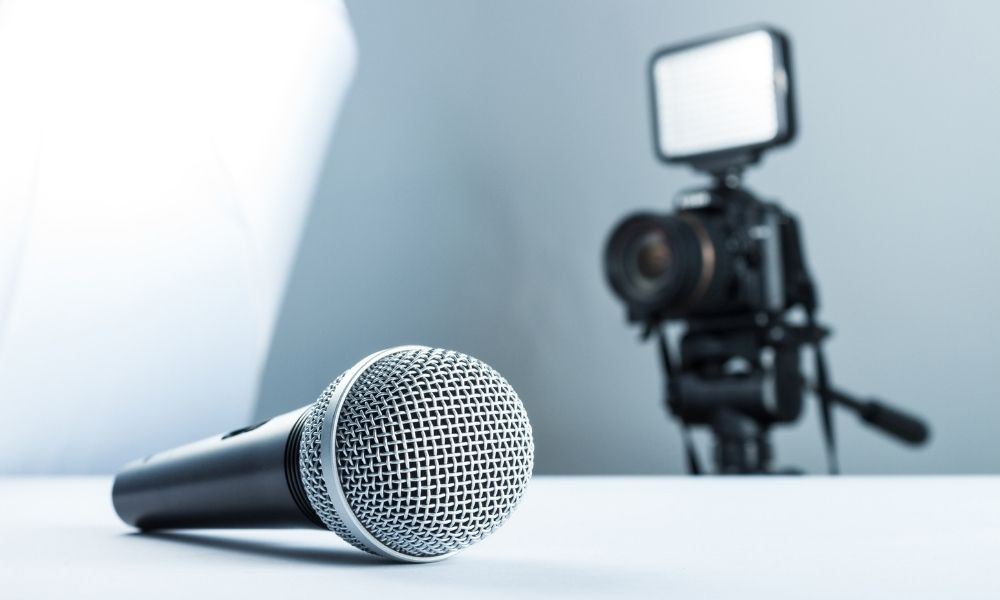The Different Types of Studio Microphones