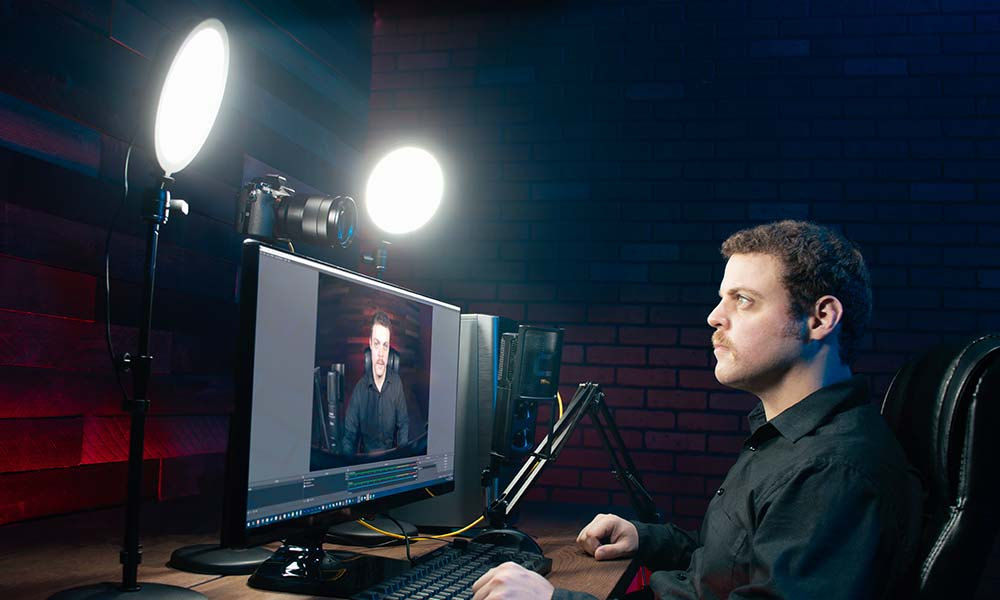Tips for Getting the Most Out of Live Stream Lighting
