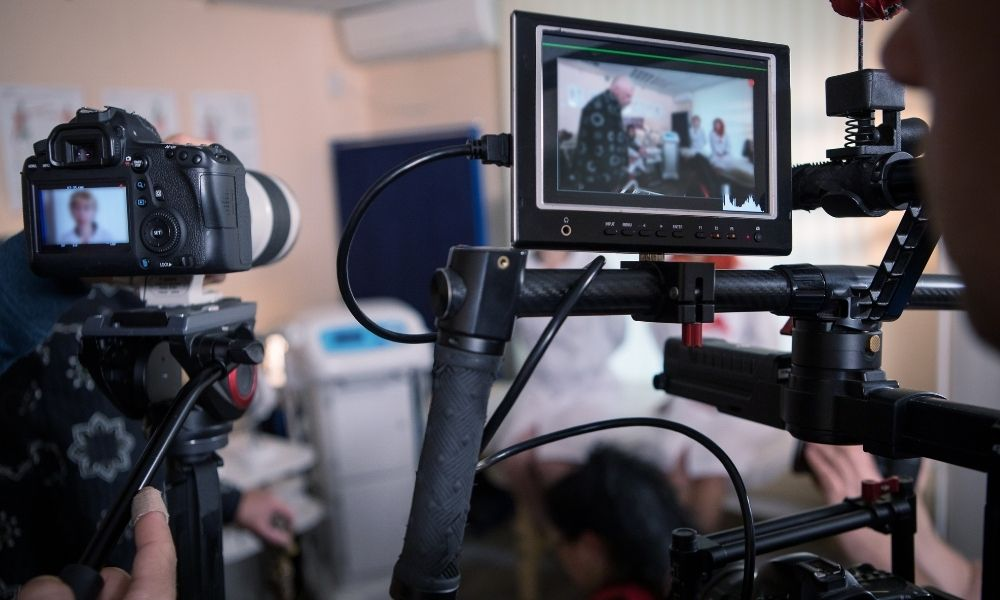 The Complete Guide To Shooting Professional-Grade Videos